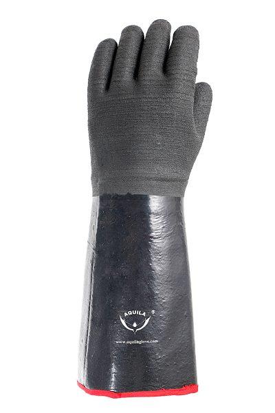 Hr450 Heat Resistant Glove With Neoprene Coating