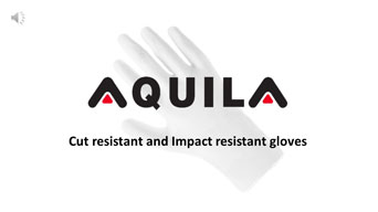 Aquila Cut resistant and Impact resistant gloves